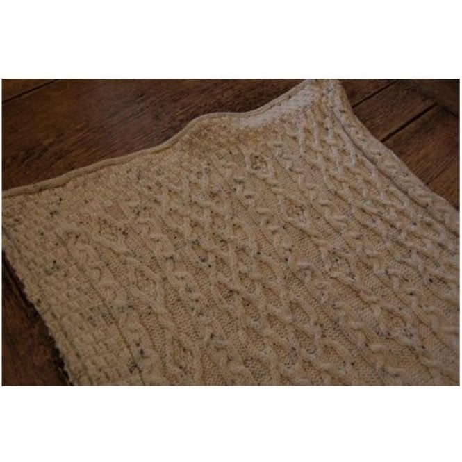 Art Of The Loom Porthleven Knitted Wool Throw Rope