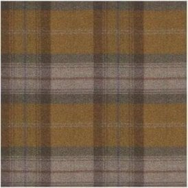 Wool Throw Wool Plaid Autumn Gold