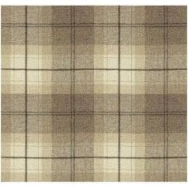 Wool Throw Wool Plaid Devon Fudge