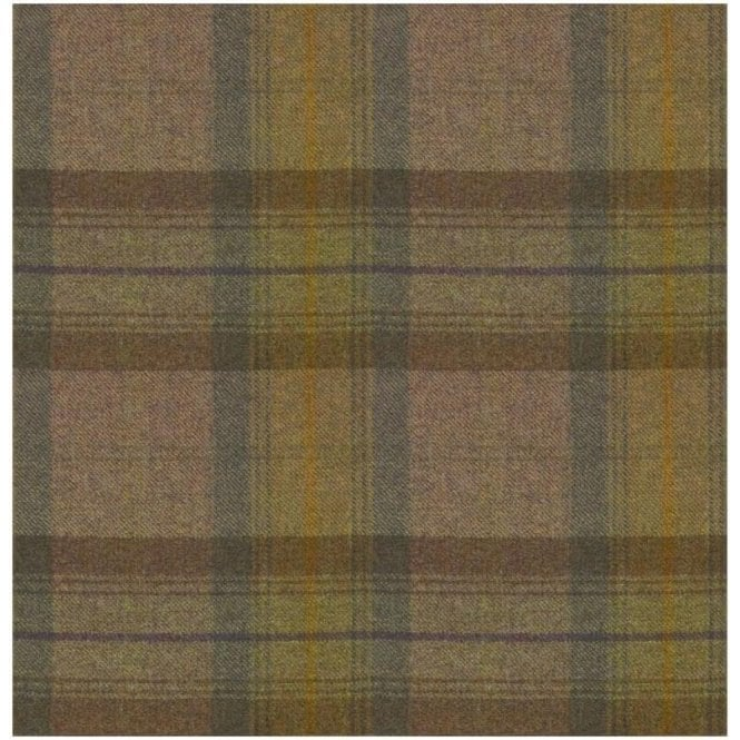 Art Of The Loom Wool Throw Wool Plaid Olive Grove