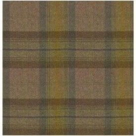 Wool Throw Wool Plaid Olive Grove