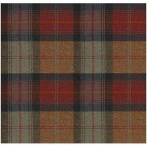 Wool Throw Wool Plaid Orchard Fruit