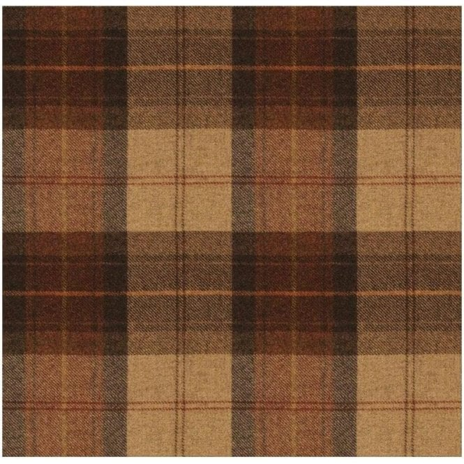Art Of The Loom Wool Throw Wool Plaid Rosehip Wine