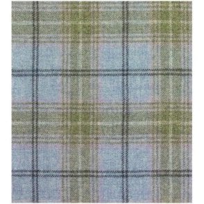 Wool Throw Wool Plaid Salcombe