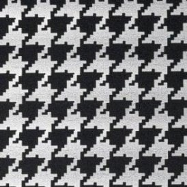 Black+ White BW1011  Embroidered Houndstooth