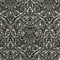 Clarke & Clarke Black+ White Damask BW1023