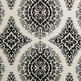Black+ White Ombre Damask BW1024