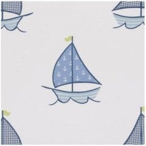 Sailing Boats Blue