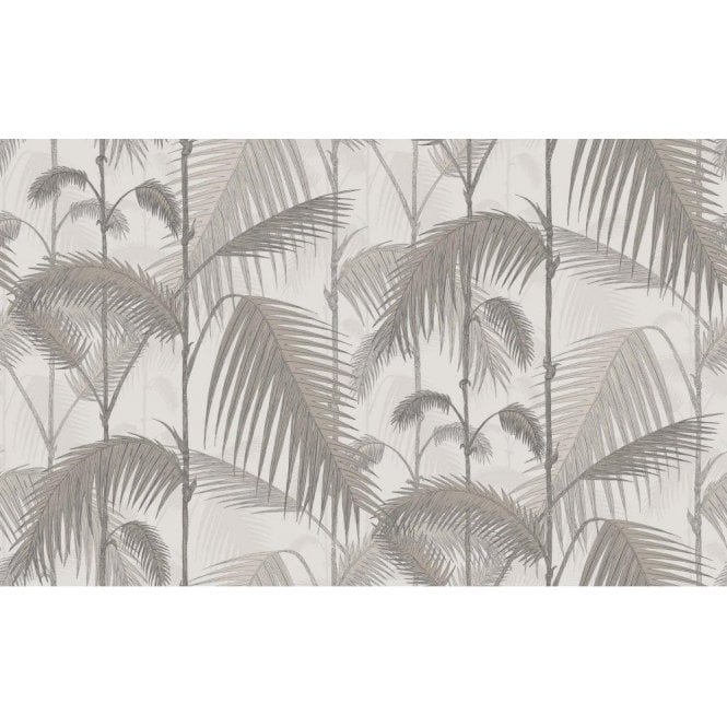 Cole & Son Palm Jungle Stone/Taupe Wallpaper