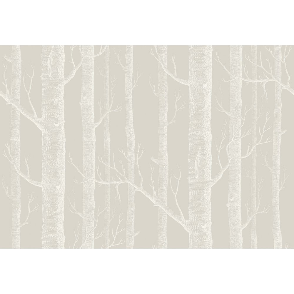 Cole And Son Woods cole & son woods stone/white