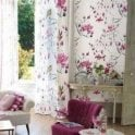 Designers Guild Madame Butterfly Peony