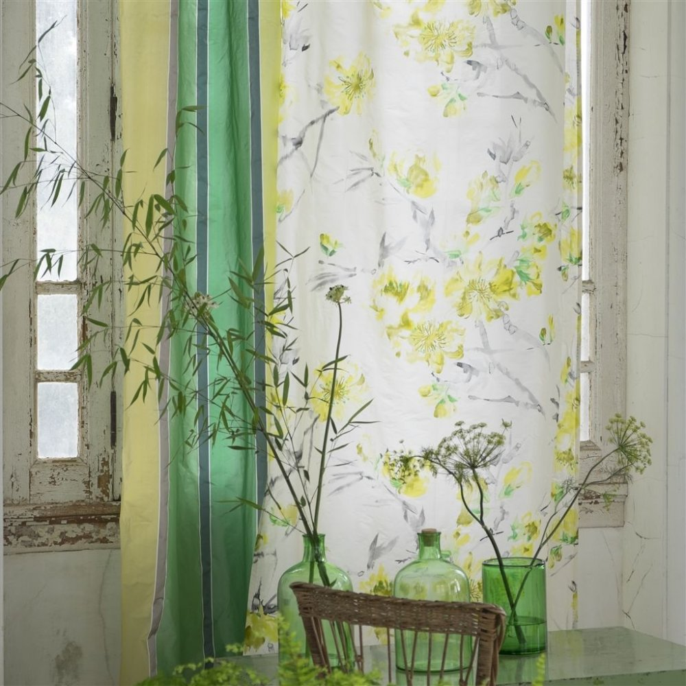 Oriental Flower Acacia By Designers Guild At Eden Fabrics