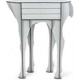Doe Chest Of Drawers - Bambi Grey