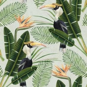 Birds Of Paradise Wallpaper