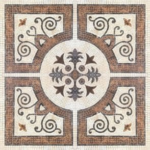 Byzantine Tile Wallpaper