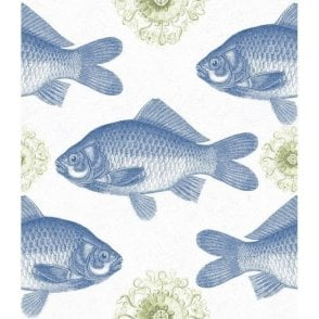 Fish Blue Wallpaper