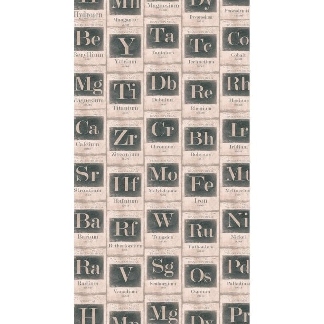 Periodic table of elements sand wallpaper mind the gap eden fabrics mind the gap periodic table of elements sand wallpaper urtaz Choice Image