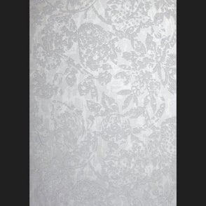 Azule Platinum Beaded Wallpaper
