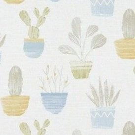 Cactus Chambray/Honey